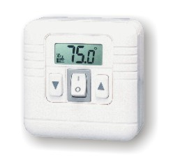 D-135ES: DIGITAL NON-PROGRAMMABLE THERMOSTAT WITH ON/OFF SWITCH
