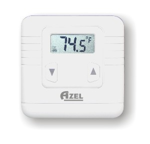 D-135EB: DIGITAL NON-PROGRAMMABLE THERMOSTAT (BATTERY OPERATED)